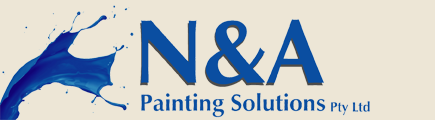 N & A Painting Logo